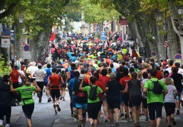 20ème édition du marathon Provence-Luberon