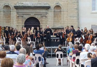 Concert de l'orchestre philharmonique du pays d'Aix Junior