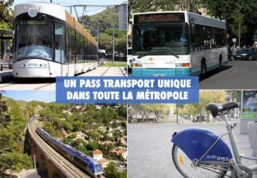 Transports : Pass Intégral – Un tarif annuel à 68€ par mois pour le Pass des transports de la métropole