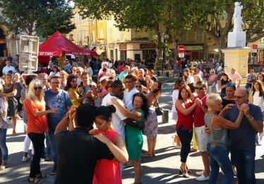La fièvre latine a envahi le centre ville