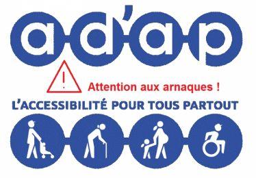 Escroquerie à l'accessibilité : Attention !