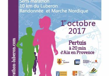 21ème édition du Marathon de Provence Luberon