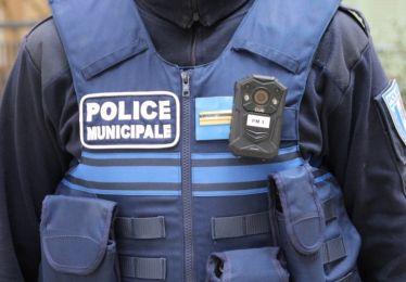 Les agents de la Police municipale équipés de caméras individuelles