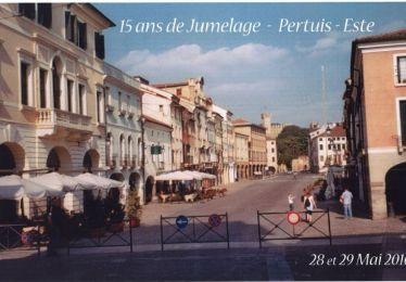 15 ans comité de jumelage Pertuis-Este