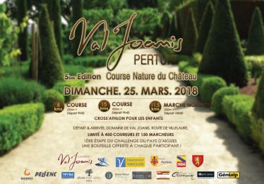 Course Nature Val Joanis 25/3