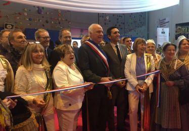 Le10ème Salon des Vins et de la Gastronomie inauguré