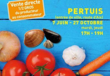 Ouverture de la Halle Terres de Provence