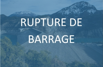 Rupture de barrage