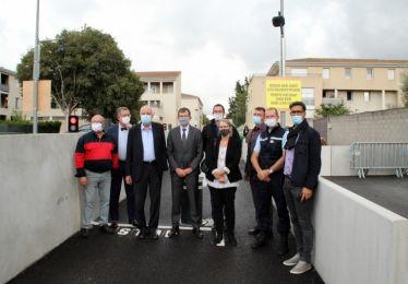 L'accès à la résidence André Jaubert désormais sécurisé