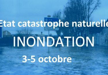 Etat de catastrophe naturelle reconnu pour Pertuis (inondations 3-5 octobre 2021)