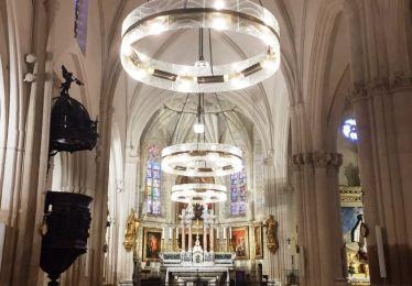 Les lustres chauffants de Saint-Nicolas primés aux Trophées de la Construction