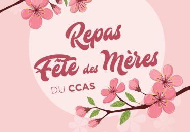 Repas fête des mères du CCAS - inscriptions du 6 au 10 mai