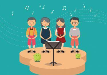 Ateliers chant du CCAS