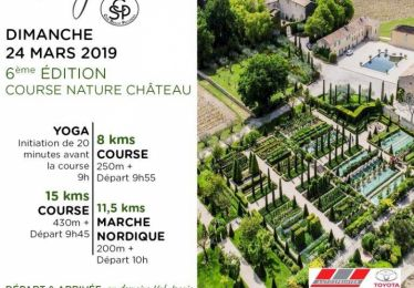 Course nature Val Joanis
